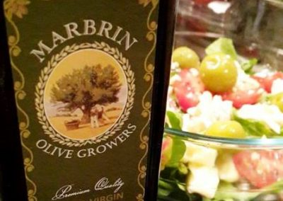 13 marbrin Olive Farm Olive oil
