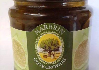 7 Marbrin Olive Farm Fig Preserve
