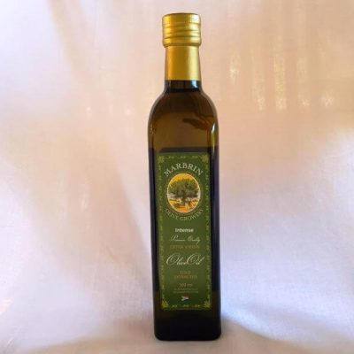 Extra Virgin Cold Extracted Olive Oil-Intense