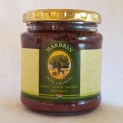 Garlic tapenade