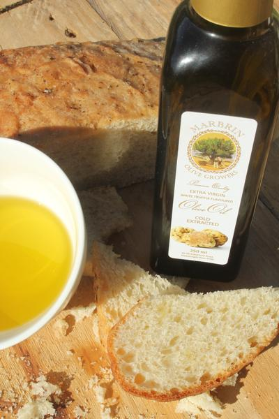 White Truffle flavored olive oil 250ml