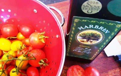 Pasta and Evoo Olive Oil Recipe