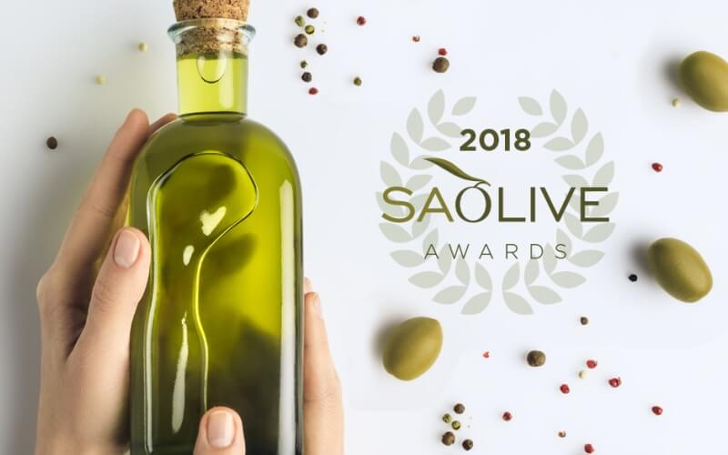 Marbrin wins Gold at the 2018 SA Olive oil Awards