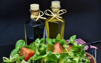 Olive Oil Salad Dressing ideas with Delicious Virgin Oil